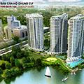 Bán căn penthouse gần Đầm Sen giá 3.5 tỷ/153m2, full nội thất, nhà mới, sổ hồng