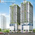 Bán căn hộ khang gia gò vấp -73m2 (SH)-P14 Q.gò vấp giá:1 tỷ 490 triệu
