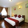 Khách sạn mini Lũy Bán Bích, 4x17m, 5 tầng 10 phòng, 6 tỷ.