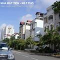 Bán nhà phố Văn Cao 41m, 3 tầng, mặt tiền 5,8m, giá 4,4 tỷ