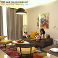 Cho thuê căn hộ khang gia phường 14 quận gò vấp- giá 5 triệu/tháng