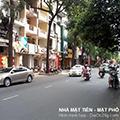 Cho thuê nguyên Lầu 1 nhà mặt tiền Trần Phú quận 5.