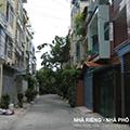 Nhà mới 100%  4m x 16m 1T, 2L hẻm Lê Trọng Tấn. Giá 14tr