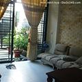 Chính chủ cho thuê nhà Tân Phú, hướng Đông, 50m, hẻm 4m, 1 lầu, giá 8tr