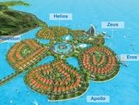Đảo nhân tạo Hoa Phượng