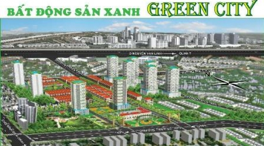 Bất Động Sản Xanh - Green City