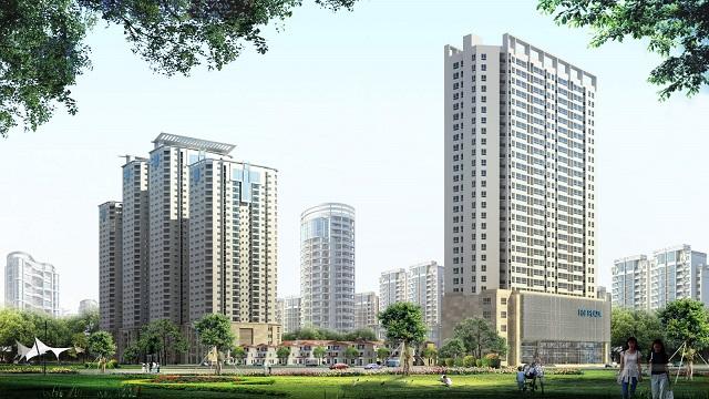 Lượng căn hộ mở bán mới ở Hà Nội lớn nhất 5 năm