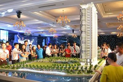 Lượng căn hộ bán ra tại TPHCM cao gần gấp đôi Hà Nội
