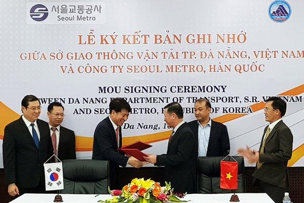 Seoul (Hàn Quốc) tư vấn cho Đà Nẵng xây dựng đường sắt trên cao