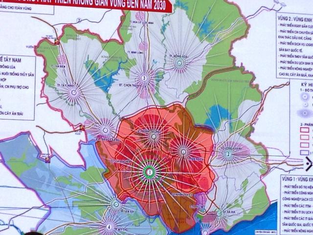 Vùng TP.HCM sẽ là trung tâm kinh tế lớn ở Đông Nam Á