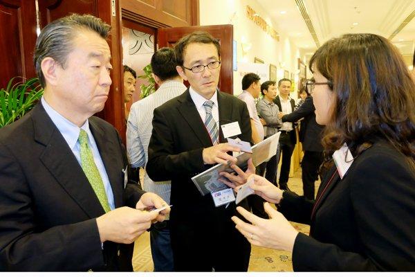 DN Nhật quan tâm các dự án chỉnh trang, phát triển đô thị TPHCM