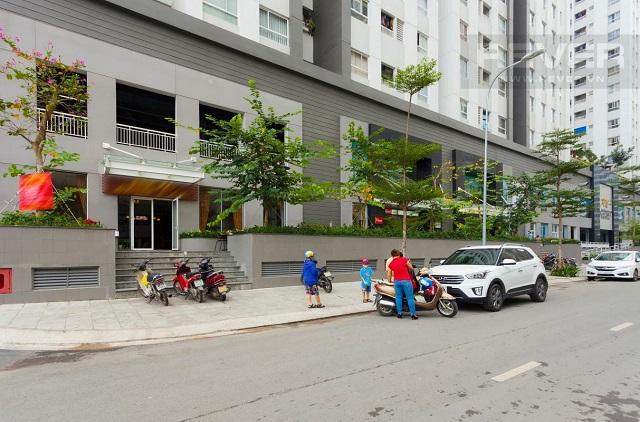 Giá nhà phố thương mại tại TP HCM tăng vọt 260%