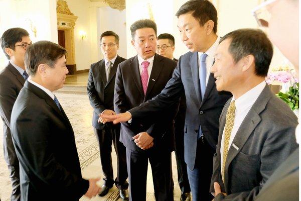 TPHCM sẽ có khu đô thị thông minh Saigon Sport City