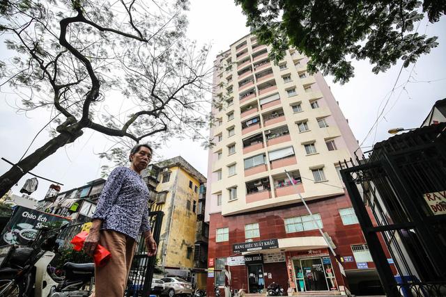 Bộ Tài chính: Thuế nhà chung cư
