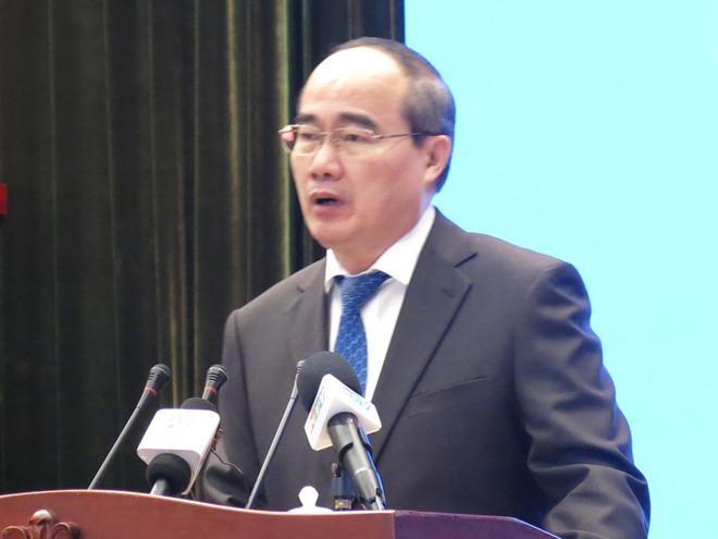 TP.HCM muốn doanh nghiệp nước ngoài hỗ trợ xây dựng đô thị thông minh