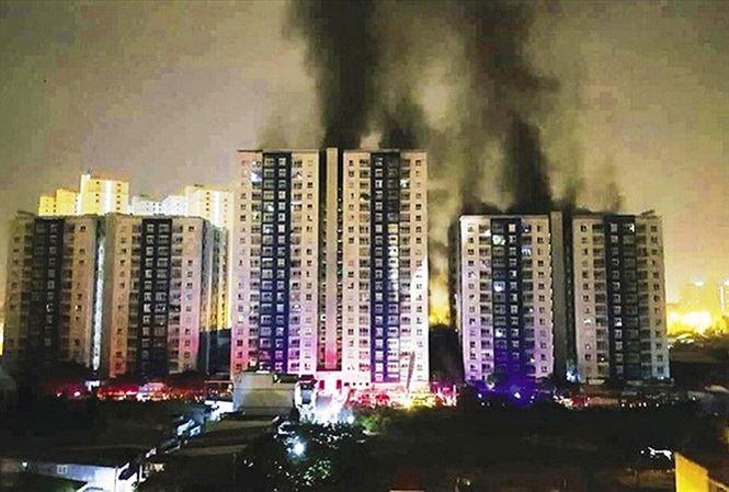 Chủ tịch Công ty 577: Cần 60 tỷ đồng khắc phục hậu quả vụ cháy Carina