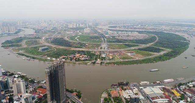 Những dự án nào đang đầu tư ở Khu đô thị mới Thủ Thiêm?