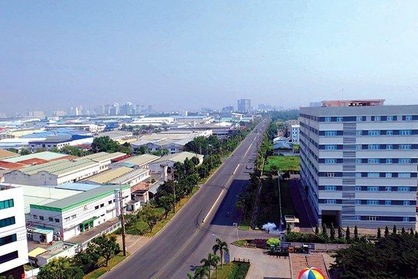 Doanh nghiệp bất động sản công nghiệp đón cơ hội