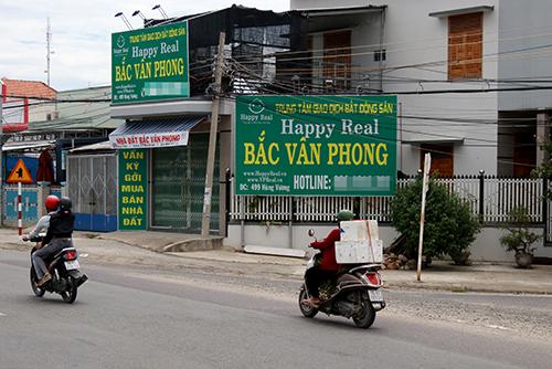 Giới đầu tư bất động sản muốn tháo chạy khỏi Vân Phong
