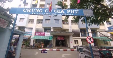 Bán đấu giá chung cư Gia Phú hơn 112 tỉ đồng
