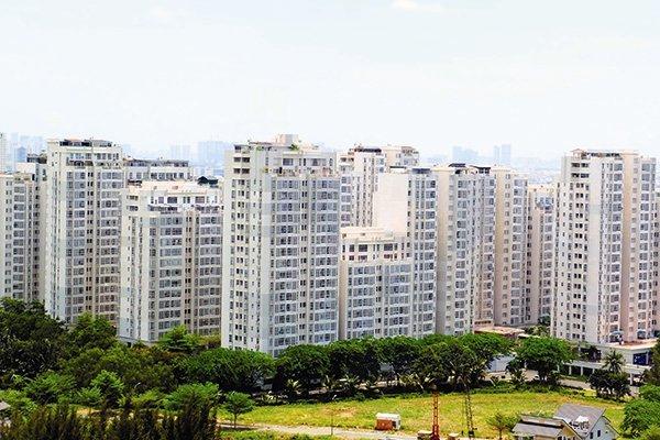 Vốn ngoại chảy mạnh vào bất động sản