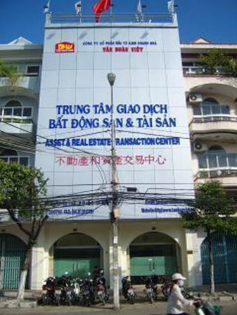 SCB thu giữ một khu chợ, siêu thị ở TP HCM để xử lý nợ