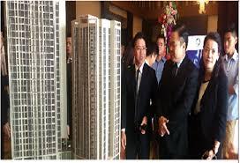 Đại gia địa ốc lên kế hoạch đối phó với bong bóng bất động sản