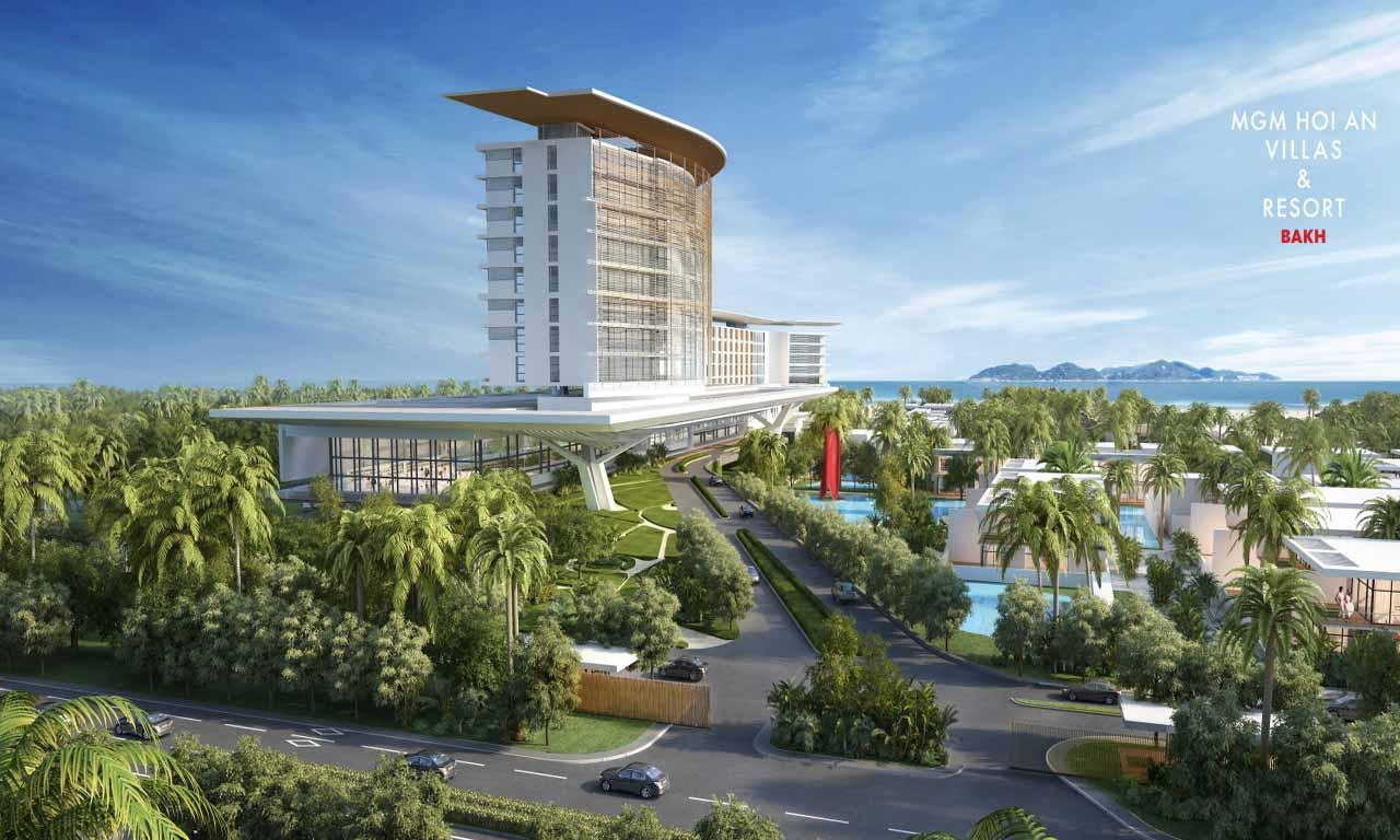 Đại gia casino trở lại thị trường bất động sản Việt Nam