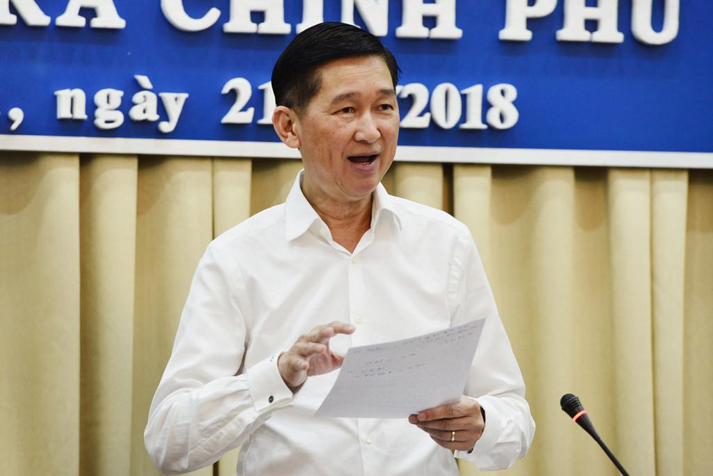 TP.HCM thừa nhận sai khi giao đất tái định cư ở Thủ Thiêm cho doanh nghiệp?